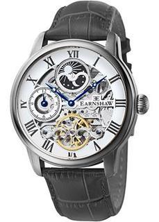 мужские часы Earnshaw ES-8006-01. Коллекция Longitude