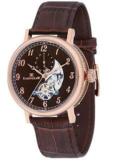 мужские часы Earnshaw ES-8082-04. Коллекция Beaufort