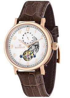 мужские часы Earnshaw ES-8082-03. Коллекция Beaufort