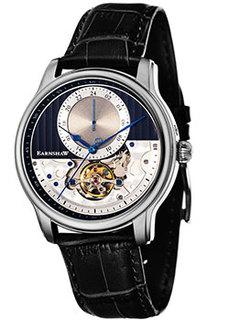 мужские часы Earnshaw ES-8085-01. Коллекция Longitude