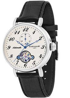 мужские часы Earnshaw ES-8088-02. Коллекция Grand Legacy