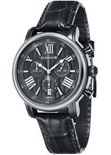 мужские часы Earnshaw ES-0016-07. Коллекция Longcase