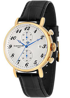 мужские часы Earnshaw ES-8089-04. Коллекция Grand Legacy