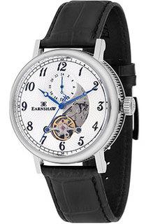 мужские часы Earnshaw ES-8082-01. Коллекция Beaufort
