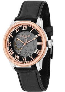 мужские часы Earnshaw ES-8808-04. Коллекция Longitude