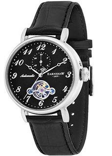 мужские часы Earnshaw ES-8088-01. Коллекция Grand Legacy
