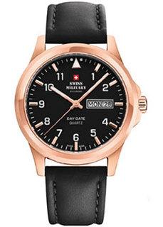 Швейцарские наручные мужские часы Swiss military SM34071.07. Коллекция Кварцевые часы