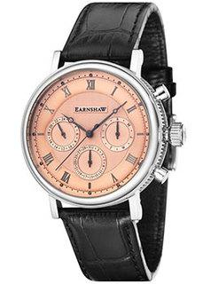 мужские часы Earnshaw ES-8103-03. Коллекция Beaufort