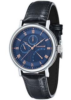 мужские часы Earnshaw ES-8101-02. Коллекция Beaufort