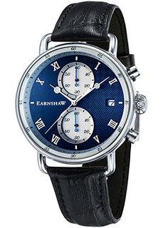 мужские часы Earnshaw ES-8090-01. Коллекция Investigator