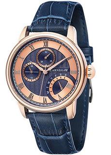 мужские часы Earnshaw ES-8104-05. Коллекция Longitude