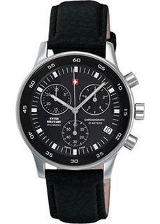Швейцарские наручные мужские часы Swiss military SM30052.03. Коллекция Classic