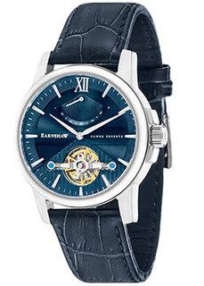 мужские часы Earnshaw ES-8080-02. Коллекция Flinders