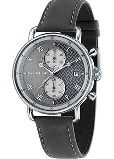 мужские часы Earnshaw ES-8090-02. Коллекция Investigator