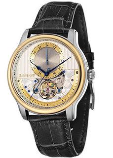 мужские часы Earnshaw ES-8085-06. Коллекция Longitude