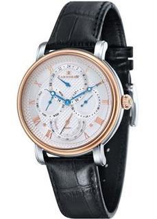мужские часы Earnshaw ES-8048-04. Коллекция Longcase Master Calendar