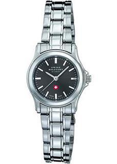 Швейцарские наручные женские часы Swiss military SM34003.03. Коллекция Classic