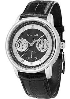 мужские часы Earnshaw ES-8099-01. Коллекция Longitude