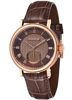 мужские часы Earnshaw ES-8102-03. Коллекция Beaufort