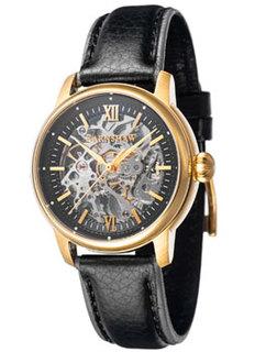 мужские часы Earnshaw ES-8110-03. Коллекция CornwallSkeleton Automatic