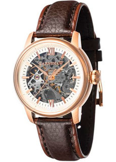 мужские часы Earnshaw ES-8110-04. Коллекция CornwallSkeleton Automatic