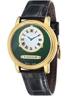 мужские часы Earnshaw ES-0027-04. Коллекция Lapidary