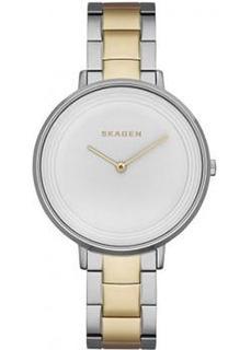 Швейцарские наручные женские часы Skagen SKW2339. Коллекция Links