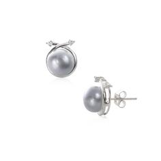 Серебряные серьги NP2350 Ювелирное изделие