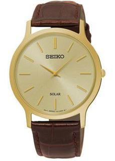 Японские наручные мужские часы Seiko SUP870P1. Коллекция Conceptual Series Dress