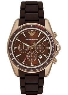 fashion наручные мужские часы Emporio armani AR6099. Коллекция Sport
