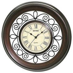 Настенные часы Rhythm CMG414NR06. Коллекция Century
