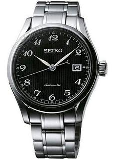 Японские наручные мужские часы Seiko SPB037J1. Коллекция Presage