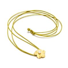 Золотое колье NP2446 Ювелирное изделие