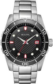 Японские наручные мужские часы Bulova 98A195. Коллекция Sports