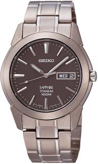 Японские наручные мужские часы Seiko SGG731P1. Коллекция Conceptual Series Dress