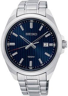 Японские наручные мужские часы Seiko SUR275P1. Коллекция Promo