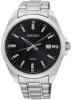 Японские наручные мужские часы Seiko SUR277P1. Коллекция Promo