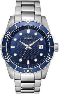 Японские наручные мужские часы Bulova 98A194. Коллекция Sports