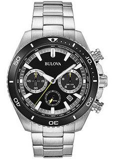Японские наручные мужские часы Bulova 98B298. Коллекция Classic
