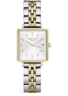 fashion наручные женские часы Rosefield QMWSSG-Q023. Коллекция Boxy XS