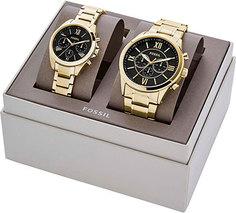 fashion наручные мужские часы Fossil BQ2400_SET. Коллекция Modern Courier