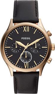 fashion наручные мужские часы Fossil BQ2410. Коллекция Fenmore Midsize