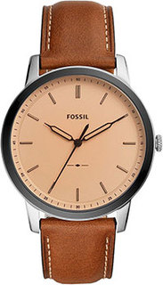 fashion наручные мужские часы Fossil FS5619. Коллекция The Minimalist