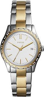 fashion наручные женские часы Fossil BQ3376. Коллекция Adalyn