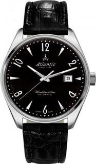 Швейцарские наручные женские часы Atlantic 11750.41.65S. Коллекция Worldmaster