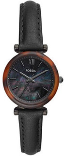 fashion наручные женские часы Fossil ES4650. Коллекция Carlie Mini