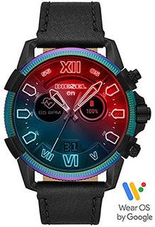 fashion наручные мужские часы Diesel DZT2013. Коллекция Full Guard