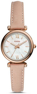fashion наручные женские часы Fossil ES4699. Коллекция Carlie