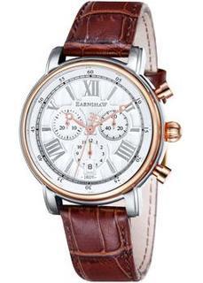 мужские часы Earnshaw ES-0016-06. Коллекция Longcase