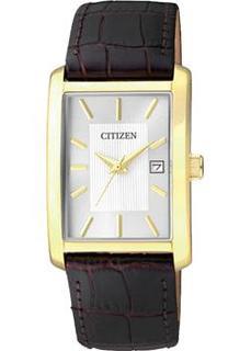 Японские наручные мужские часы Citizen BH1673-09A. Коллекция Elegance